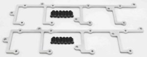 LS Coil Brackets For Chevy Truck Coils by LSX Innovations